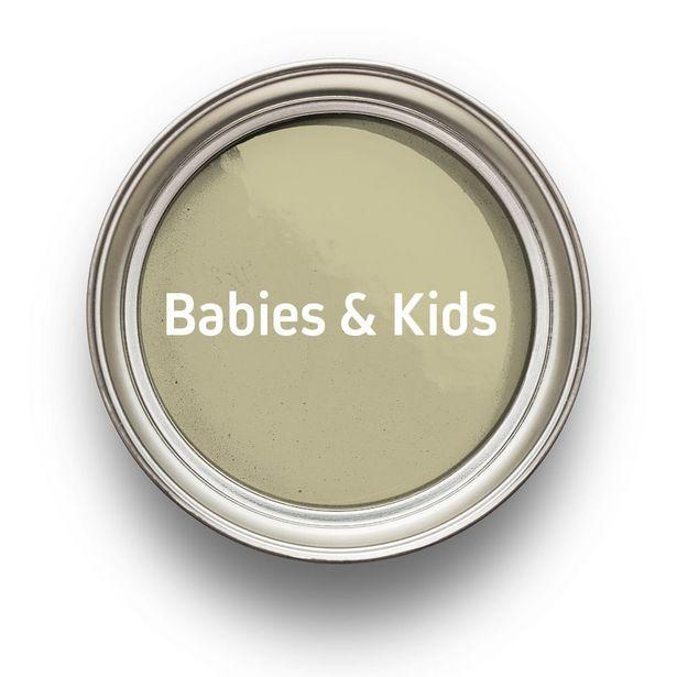 Oferta de Color Pistacho - Paleta Babies & Kids por $1652,7