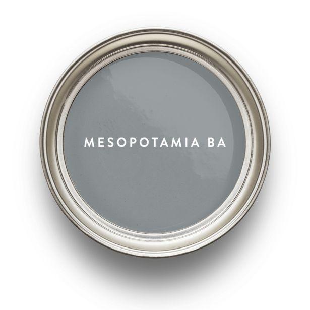 Oferta de Color Gris Litoral - Paleta Mesopotamia BA por $1309