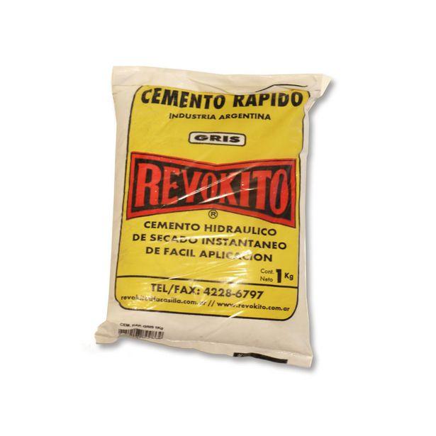 Oferta de Cemento rápido 1 kg por $133,87