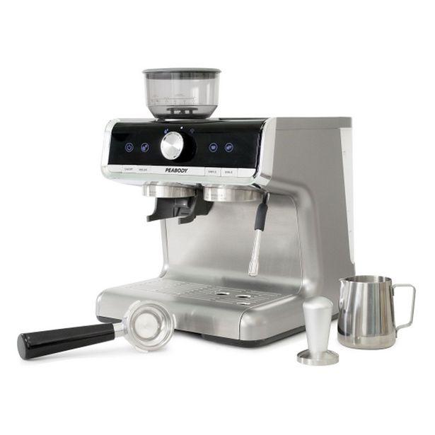 Oferta de Cafetera express con molinillo - 1550 W por $79999