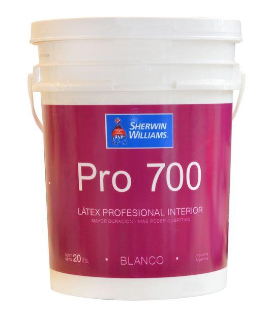 Oferta de Pro 700 Látex interior Mate 20 lts por $4007,93