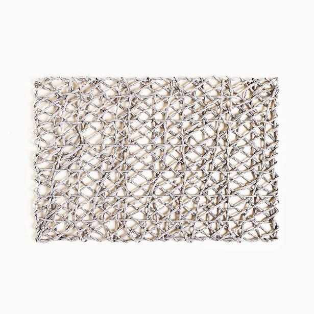 Oferta de Individual Dhaka rectangular de papel por $389,37