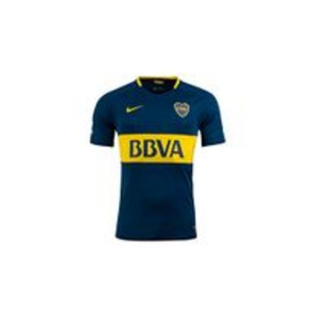 Oferta de Camiseta Futbol Nike Boca brt Hombre por $3379