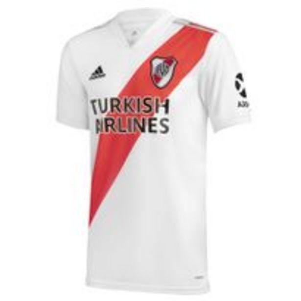 Oferta de Camiseta Futbol Adidas River Plate Hombre por $6349