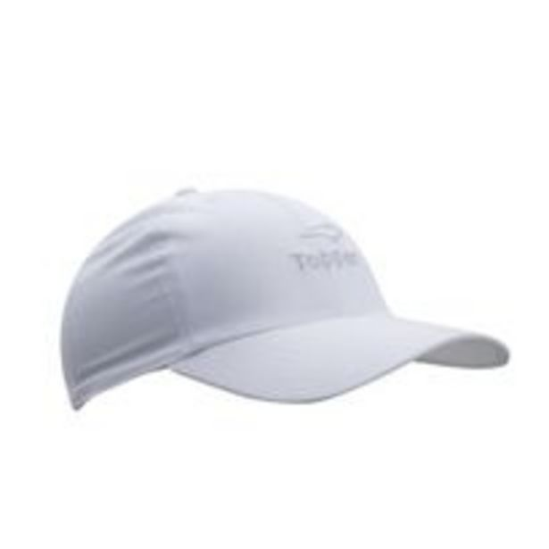 Oferta de Gorra Training Topper Cap Blanca por $1502