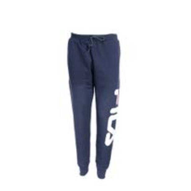 Oferta de Pantalon Training Fila Basic Letter Hombre por $5447