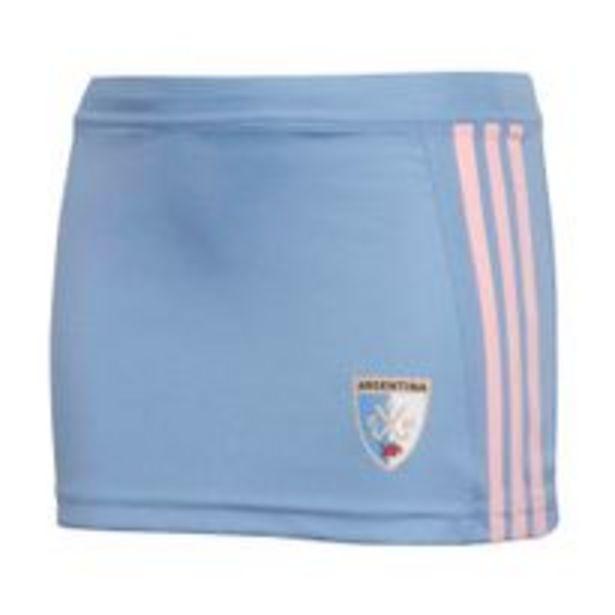 Oferta de Pollera Hockey Adidas Las Leonas Niñas por $2683