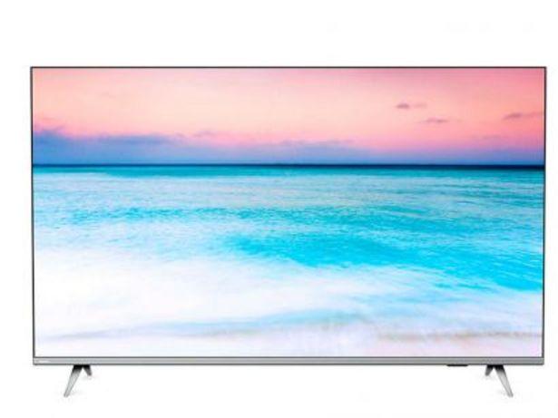 "Oferta de TV LED PHILIPS 50"" SMART UHD MODELO *50PUD6654/77 por $74999"