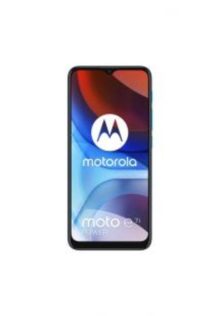 Oferta de TELEFONO CELULAR LIBRE MOTOROLA MOTO E7I POWER por $21999