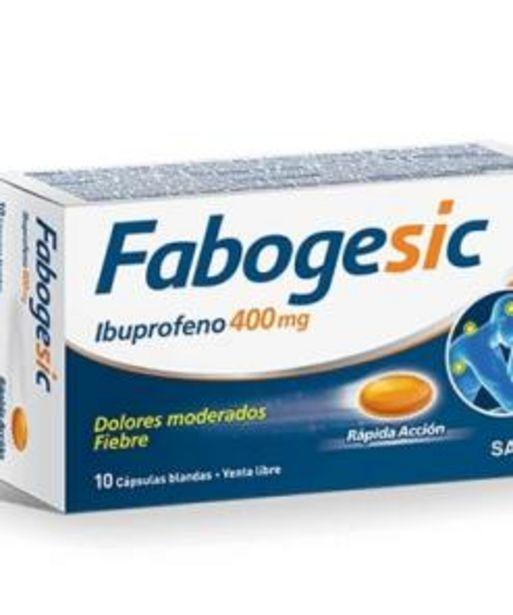 Oferta de Fabogesic rápida acción 400 mg por $100