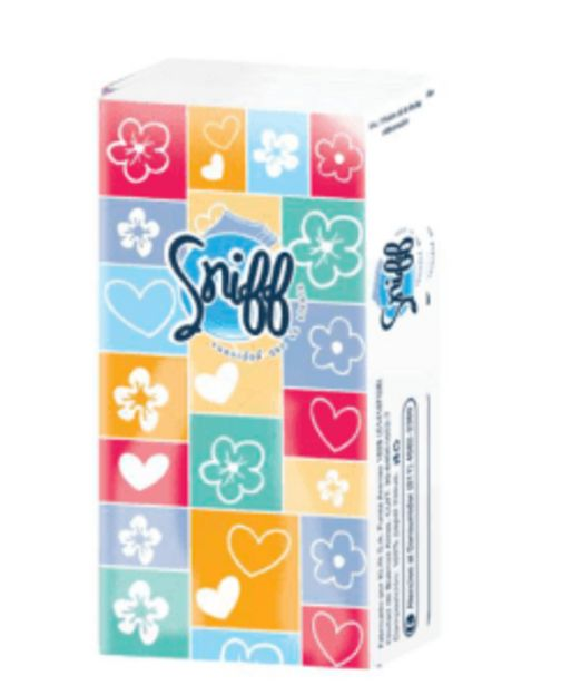 Oferta de Pañuelos de papel descart por $40