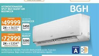 Oferta de Acon Spl BGH 3450W FC EA BS35WCCR por $49999