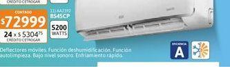 Oferta de Acon Spl BGH 5200W FC EA R410 BS45CP por $72999