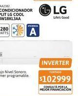 Oferta de Acon Spl LG 5280W FC EA DUAL COOL INV S4W18KL3AA por $102999