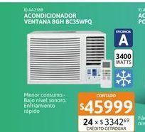 Oferta de ACON VT BGH 3400W FS EA R410 BC35WFQ por $45999