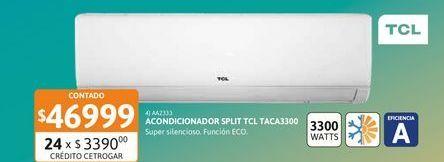 Oferta de Acon Spl TCL 3300W FC EA R410 TACA3300 por $46999