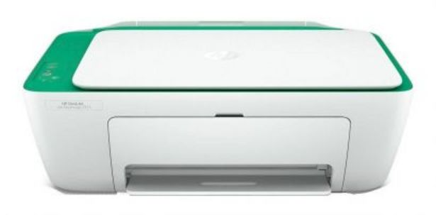 Oferta de Impresora Multifunciòn DJ INK MFP 2375 TWQ01A HP por $9395