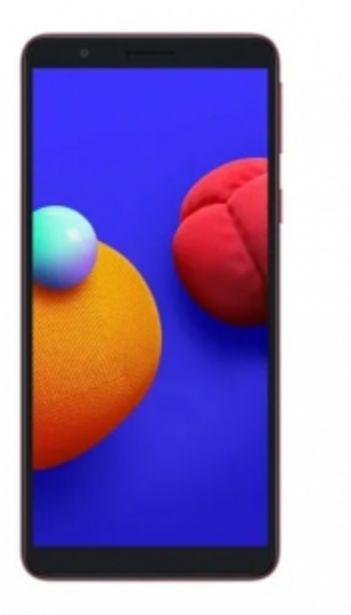 Oferta de Celular Samsung A01 Core 16/1Gb Blue por $19239