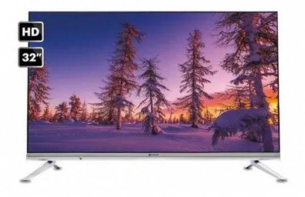 """Oferta de Smart Tv Candy 32"""" HD Smartvision por $31292"""