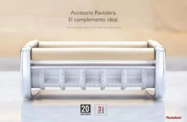 Oferta de Accesorio Raviolero Pastalinda por $9980