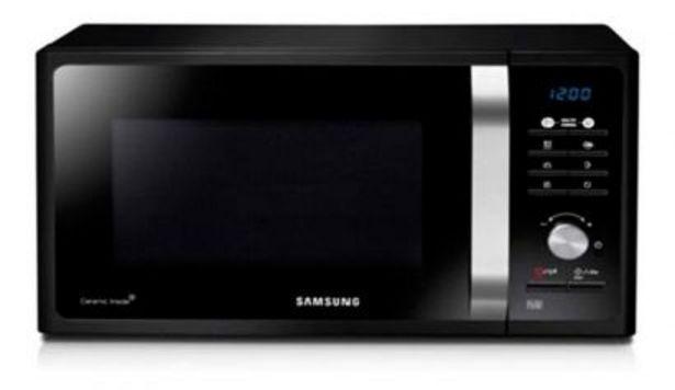 Oferta de Microondas Grill Black MG23F3K3T 23L Samsung por $40409