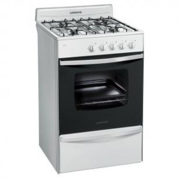 Oferta de Cocina Longvie 56cm 13231B por $46088