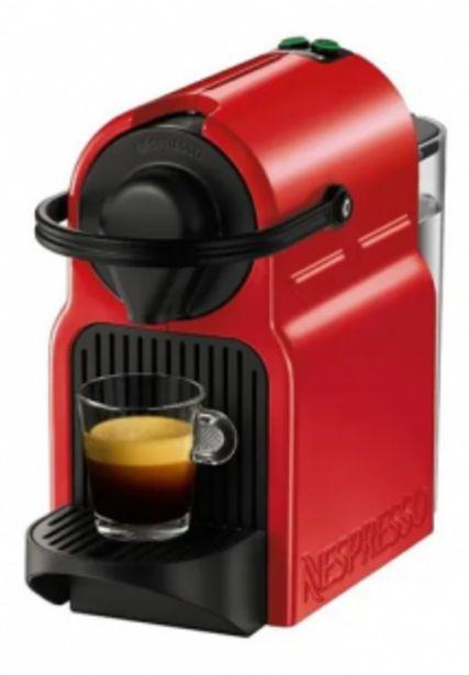 Oferta de Cafetera Nespresso Inissia C40 Red por $21167