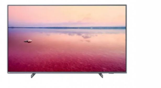 """Oferta de Smart Tv Philips 65"""" 4K C/Ambilight Wi Fi por $138409"""