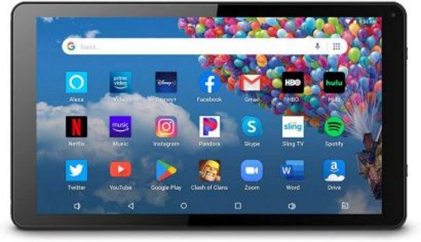 """Oferta de Tablet 10"""" S10 Q-CORE Android 8.1 NT-S10 Northtech por $9799"""