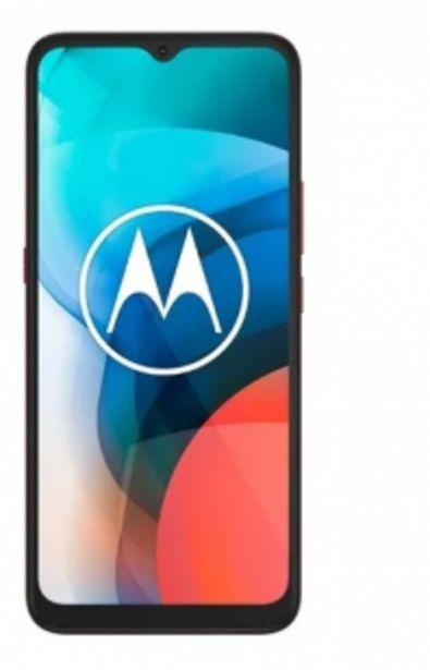 """Oferta de Celular Motorola E7 - 6,5"""" 32Gb/2Gb por $26114"""