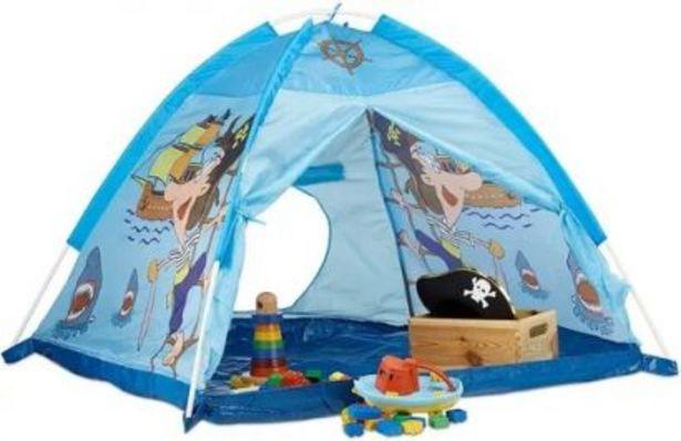 Oferta de Carpa Infantil Iglu Pirata 8310 Toy House por $3199