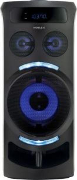 Oferta de Sistema de Audio Portatil MNT290 Noblex por $22724