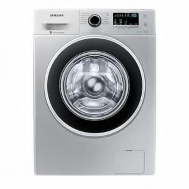 Oferta de Lavarropas Inverter WW70J4463GS 7kg Samsung por $91839