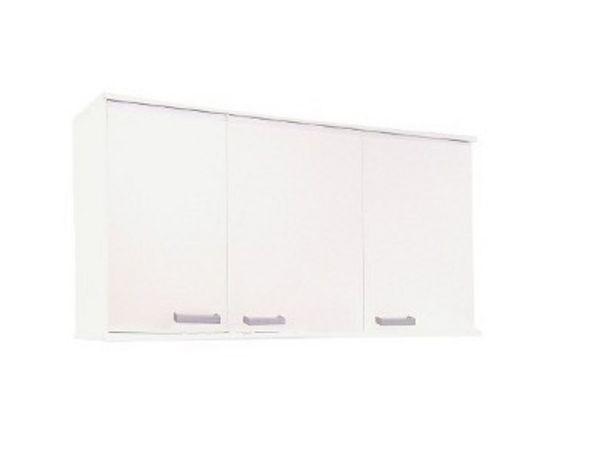 Oferta de Alacena Platinum 1,40m 3 Puertas Blanca por $8576