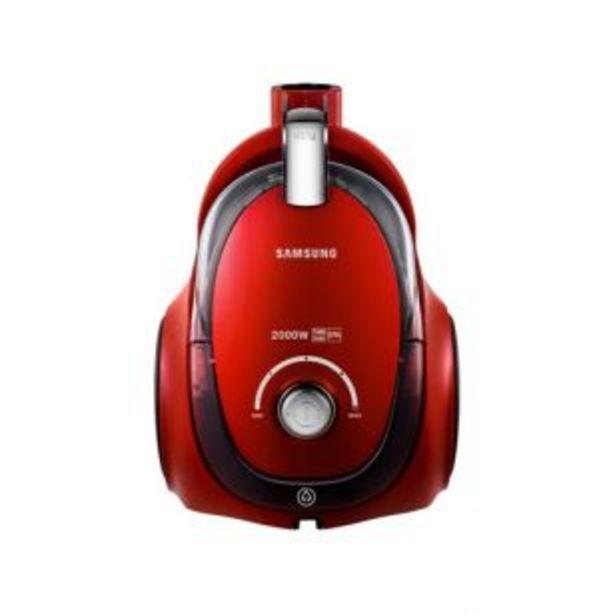 Oferta de Aspiradora 2000W S/Bolsa 1.5 Lts SAVC20CCNMARF Samsung por $19999