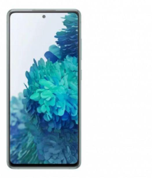 Oferta de Celular Samsung S20 FE 128/6Gb Green por $105609