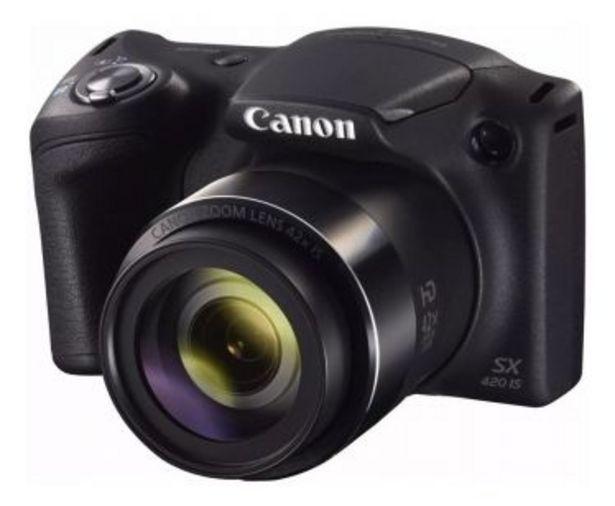 Oferta de Cámara Digital Powershot Sx420 Canon por $40499