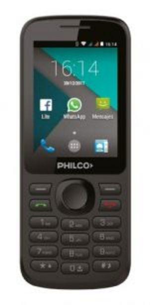 """Oferta de Celular 2.4"""" P2413DBOU Philco por $10249"""