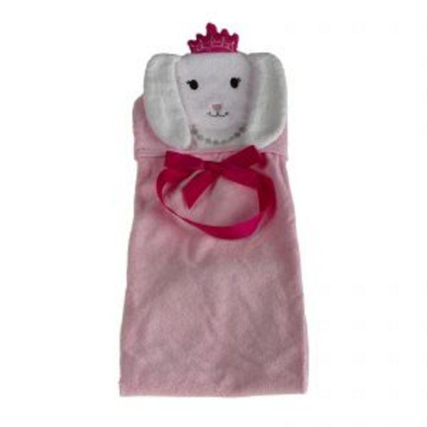 Oferta de Toalla de algodón con Capucha (70x70) Conejo por $2799