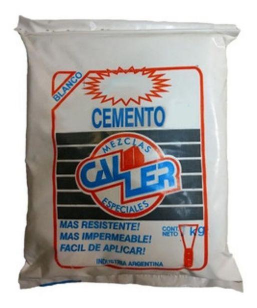 Oferta de Cemento Blanco 5 Kilos Caller - Mm por $655