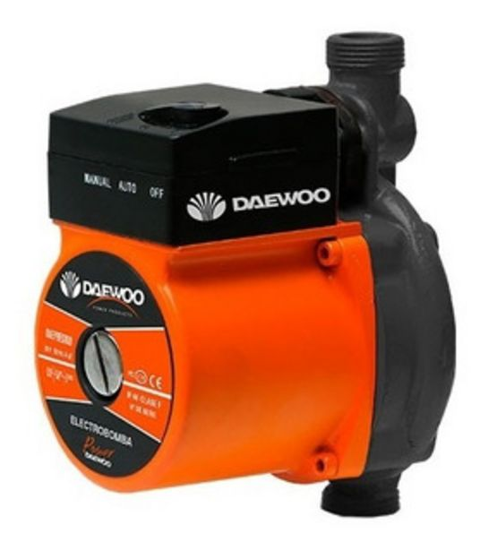 Oferta de Bomba De Agua Presurizadora 100w 9 Mts Daepres100 Daewoo Mm por $6999
