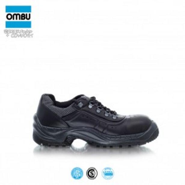 Oferta de Zapato Ozono Negro Ombu por $7014