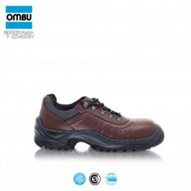 Oferta de Zapato Ozono Marron Ombu por $7211