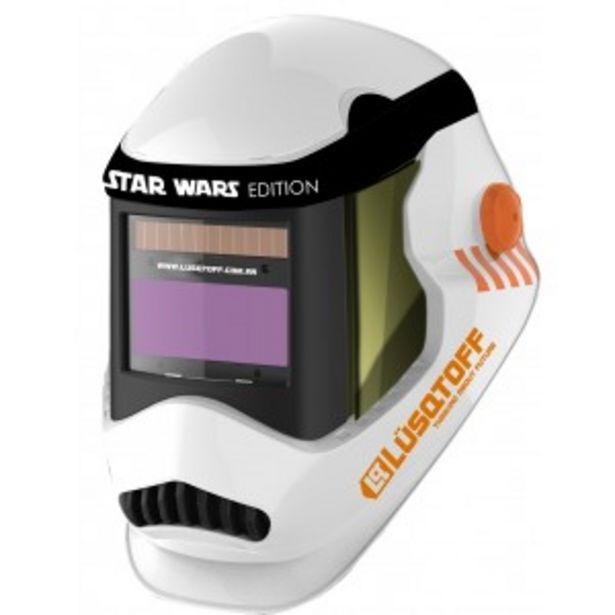 Oferta de Mascara Fotosensible Lusqtoff St-Star Wars por $7286