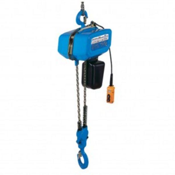 Oferta de Aparejo Electrico GAMMA G2303  1000kg Motor 0,85kw por $185850