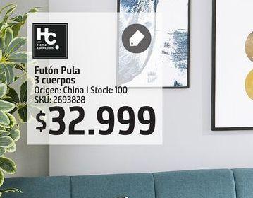 Oferta de Sofá por $33