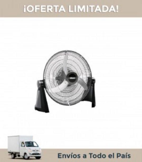 Oferta de Turbo Liliana Vbtr20 20 Reclinable Parrilla Cromada por $9352