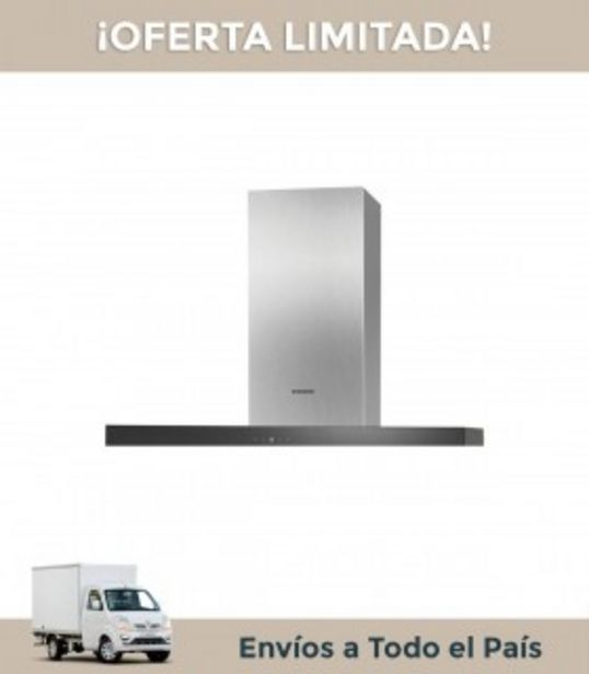 Oferta de Campana Samsung Hdc9a90tx 90cms Acero/negro por $52999