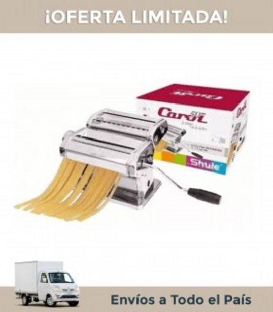 Oferta de Fabrica De Pastas Carol 5950 Acero 15 Cms por $4999