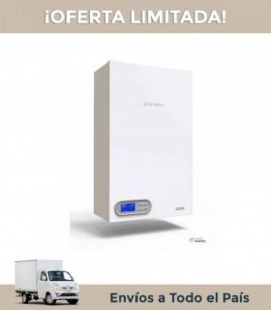 Oferta de Caldera Euterma Minibox Tb(tf) 30kw.25.800 Ch Gn Dual por $125751